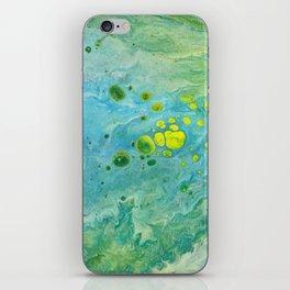 The beach series iPhone Skin