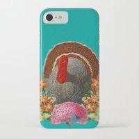 turkey iPhone & iPod Cases featuring Turkey by Jose Ramirez