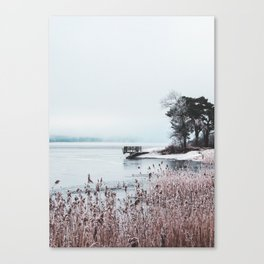 Lake 2 Canvas Print