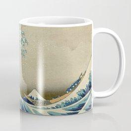 The Great wave off Kanagawa Coffee Mug
