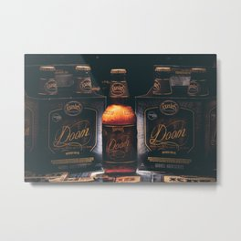 Founders Brewery Metal Print