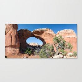 Broken Arch Canvas Print