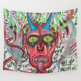 Whiskey Demons Wall Tapestry