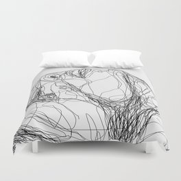 you had me Duvet Cover