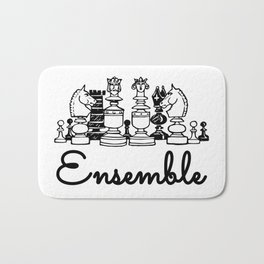 Ensemble Bath Mat