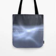 New Band Structure Data Tote Bag