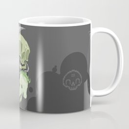 The Four Horsemen of the Apocalypse (Green) Coffee Mug