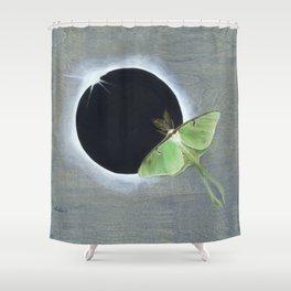 A fleeting moment Shower Curtain