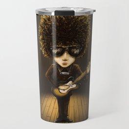 Live '66 Bob Dylan Travel Mug