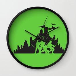 TMNT: Big Apple 3AM Wall Clock