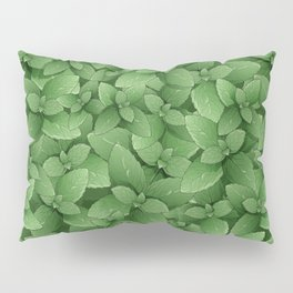 Intense Mint Pillow Sham