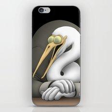 Egret iPhone Skin