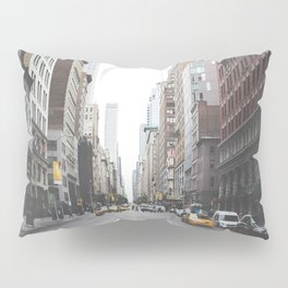 Urban Adventure NYC Pillow Sham
