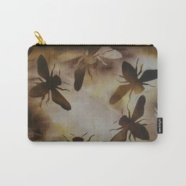 Bee dance Carry-All Pouch