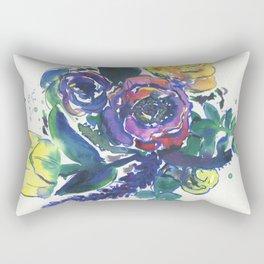 Feeling Violet Rectangular Pillow