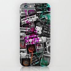 GHETTO BLASTER2 iPhone 6 Slim Case