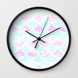 magic mermaid Wall Clock