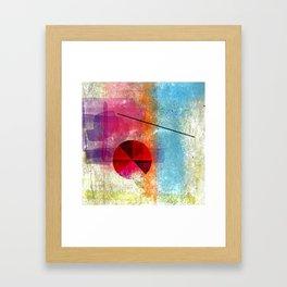 attributes Framed Art Print