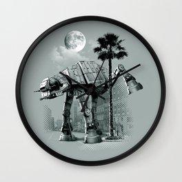 ATAT PEE TIME Wall Clock