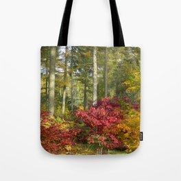 Autumn Arboretum Tote Bag