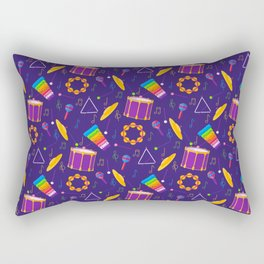 Percussion Rectangular Pillow