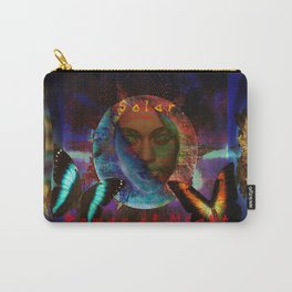 Solar power of Night Carry-All Pouch
