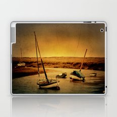 Blakeney Boats Laptop & iPad Skin