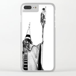 The Cleric Clear iPhone Case