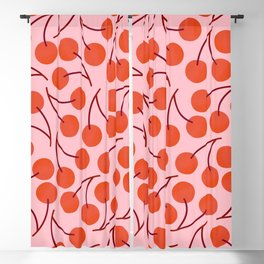 Cherry_Cool Blackout Curtain