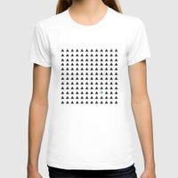 minimalism T-shirts featuring Minimalism 1 by Mareike Böhmer