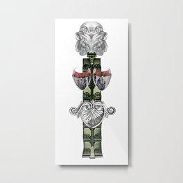 Marilyn Machine Metal Print
