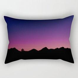 Sunset - White Pocket, Vermilion Cliffs, AZ Rectangular Pillow