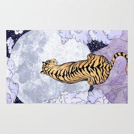 Tiger Moon | Colour Version Rug