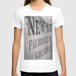 New York Crate T-shirt