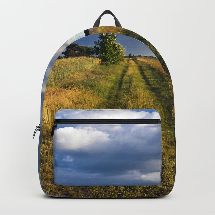 Summer Field Poetry #2 Backpack