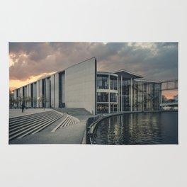 Paul-Löbe-Haus Rug