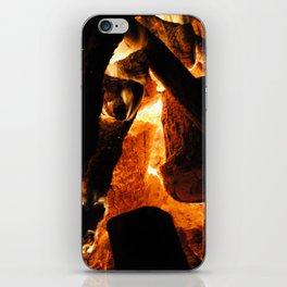 hell hole iPhone Skin