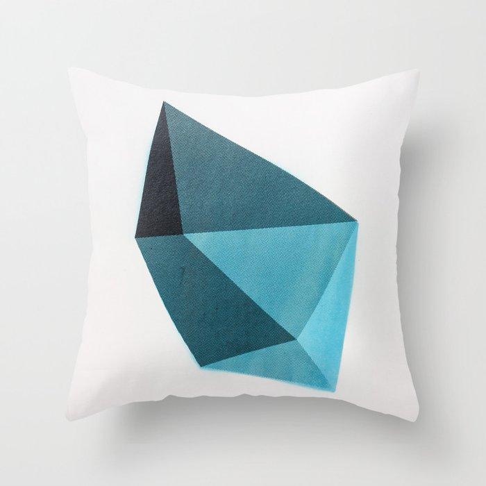 Geometric Shape Throw Pillow