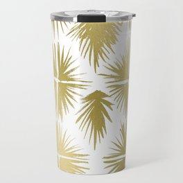 Radiate Gold Travel Mug