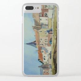 Bosham Shoreline Clear iPhone Case