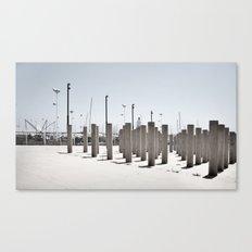 horizontal #4 Canvas Print