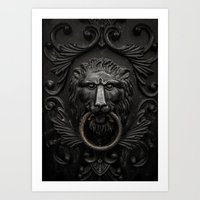 narnia Art Prints featuring Narnia by Robert Sewell