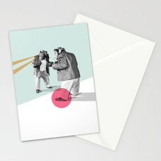 mirror, mirror on the wall. Stationery Cards