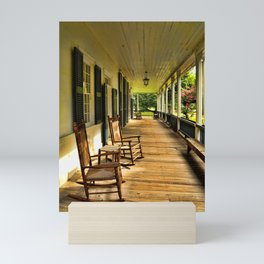 The Front Porch Mini Art Print