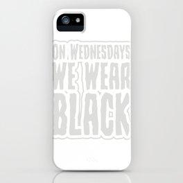 Mean Goths iPhone Case