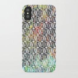 partake pattern iPhone Case
