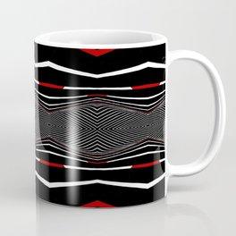 Scarlet King Snake Shaking It's Tail Coffee Mug