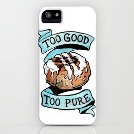 Precious Cinnamon Roll iPhone Case