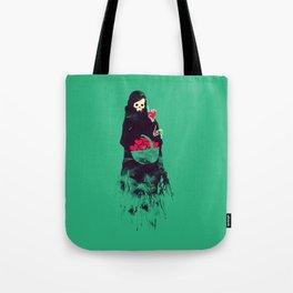 Death Valentine Gift Tote Bag