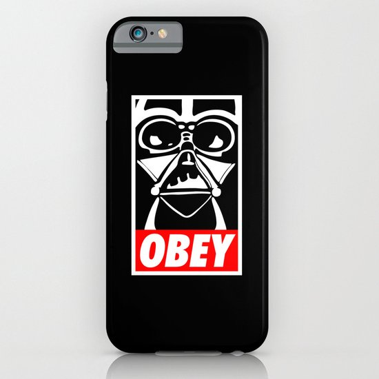 Obey Darth Vader - Star Wars iPhone & iPod Case